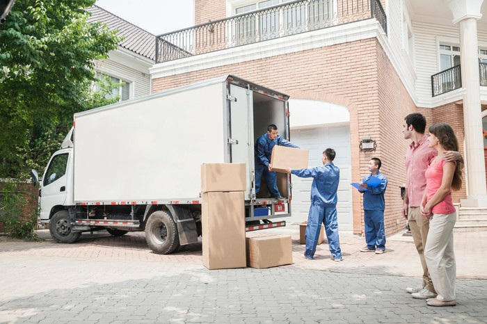 Find Moving Jobs